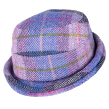 Load image into Gallery viewer, ZH223 Fenella Harris Tweed Trilby