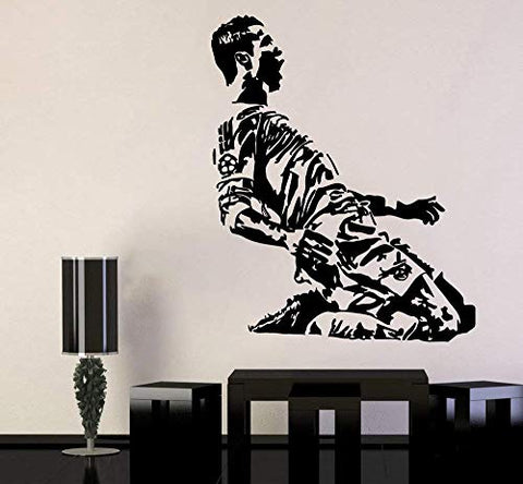 Ronaldo Wall Decal
