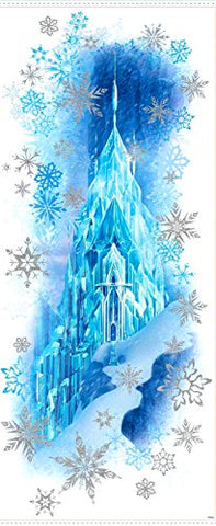 Frozen Character/Ice Palace Wall Decal Set