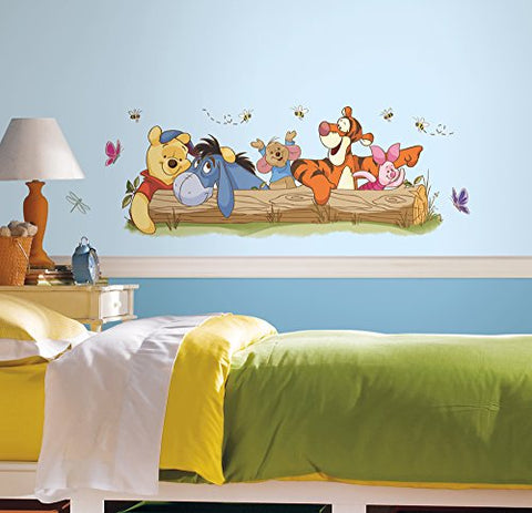 Pooh & Friends Wall Decal