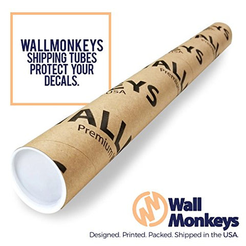 Wallmonkeys Dutch Waffles Wall Decal Peel and Stick Graphic (48 in W x 46 in H) WM214621