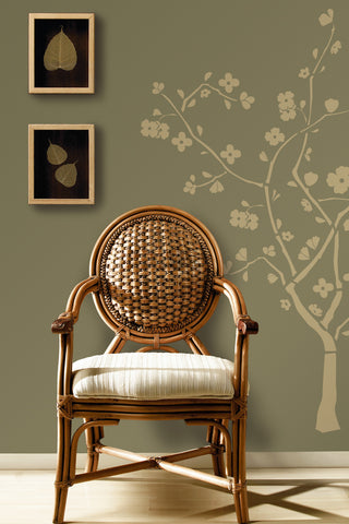Cherry Blossom Peel & Stick Wall Decals image