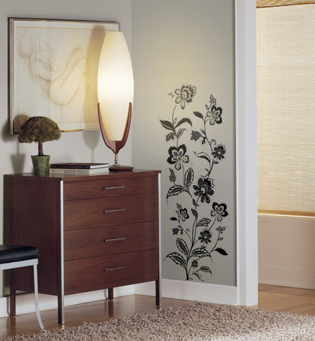 Jazzy Jacobean Peel & Stick Wall Decals image