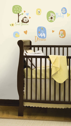 Modern Baby Peel & Stick Wall Decals image