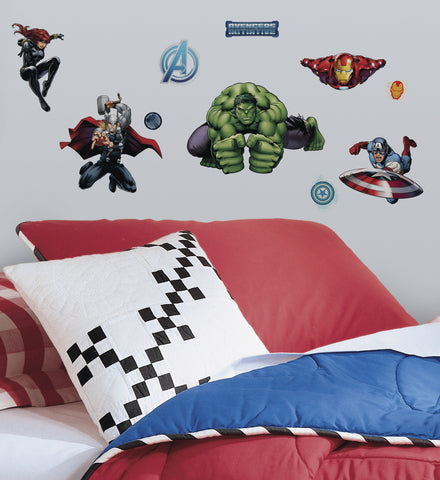 Avengers Assemble Peel & Stick Wall Decals