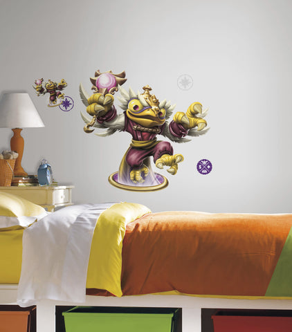 Skylanders SWAP Force Hoot Loop Peel and Stick Giant Wall Decals