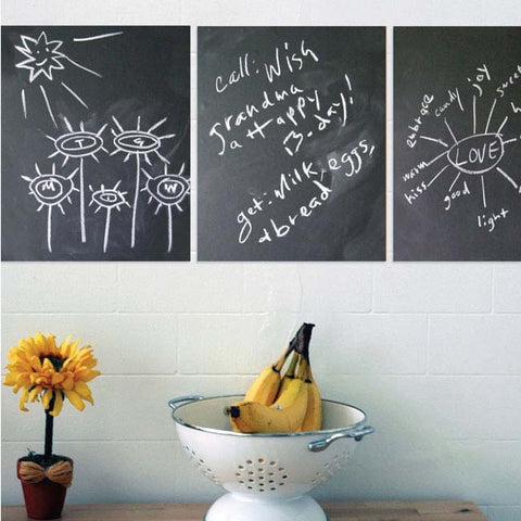 Mini Chalkboard Wall Decal
