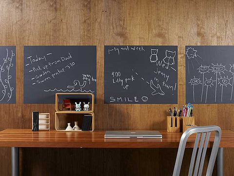 ChalkBoard Panels Wall Decal