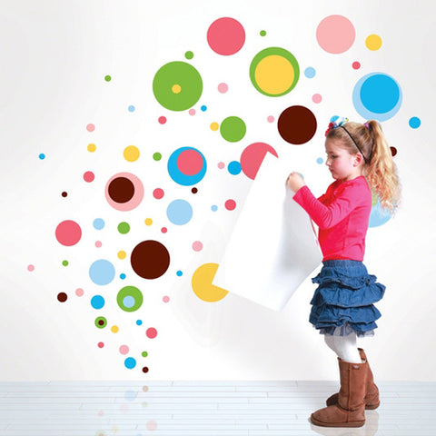 DottiLicious Wall Decal