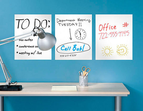 Whiteboard Wall Decal