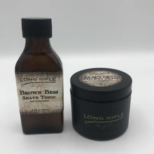 Load image into Gallery viewer, Container Shaving Soap and Aftershave Gift Set