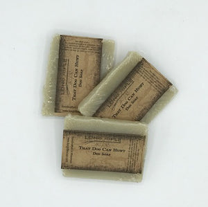 That Dog Can Hunt Sampler Soap