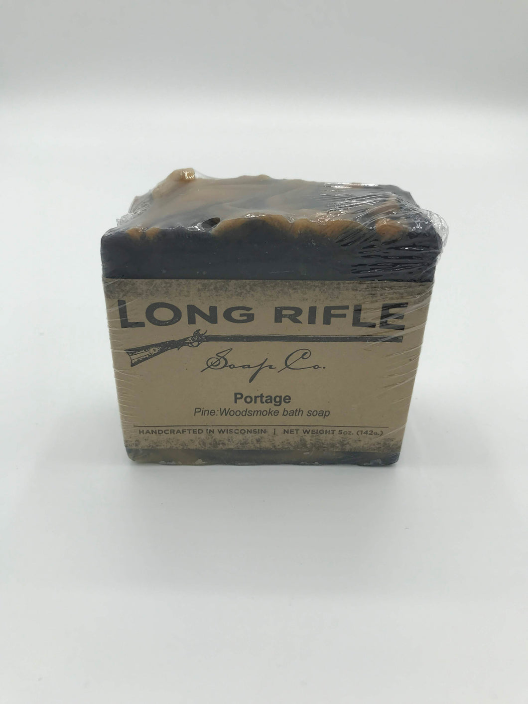 Portage Bar Soap