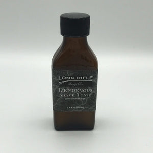 Rendezvous Black Label Shave Tonic