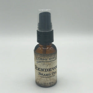 Rendezvous Beard Oil