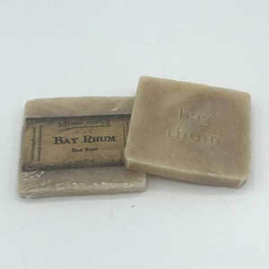 Bay Rhum Sampler Soap