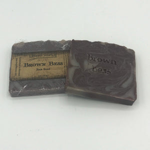 Brown Bess Sampler Soap