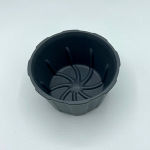 Timeless Razor Plastic Shaving Bowl