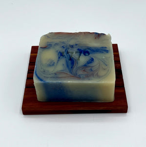 Cedar Soap Dish by Woodland Creations