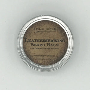 Leatherstocking Beard Balm