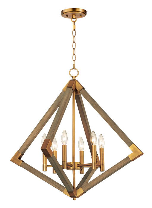 Vector 6-Light Pendant
