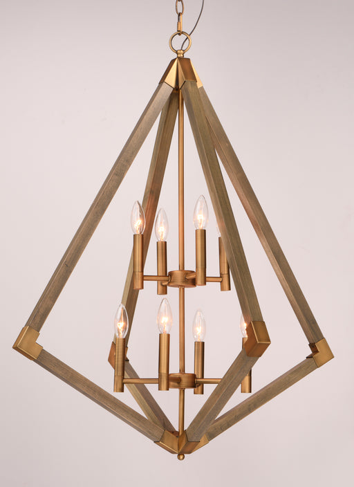 Vector 8-Light Pendant