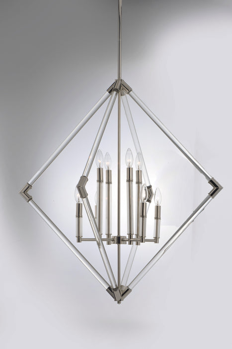 Lucent 8-Light Pendant