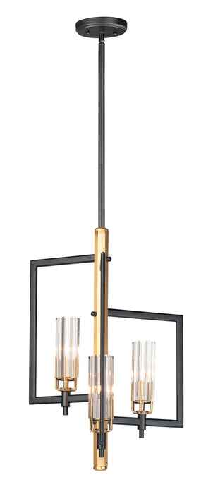 Flambeau 3-Light Chandelier