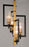 Flambeau 4-Light Chandelier