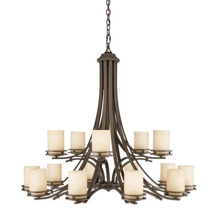 Hendrik 15 Light Chandelier