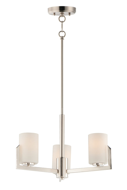 Dart 3-Light Chandelier