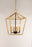 Abode 4-Light Mini Single-Tier Chandelier