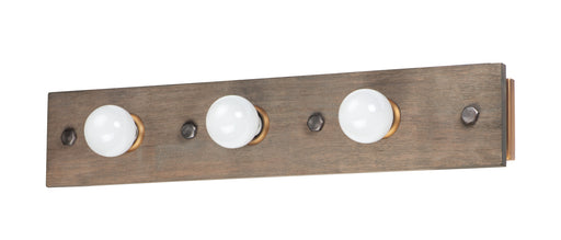 Plank 3-Light Bath Vanity
