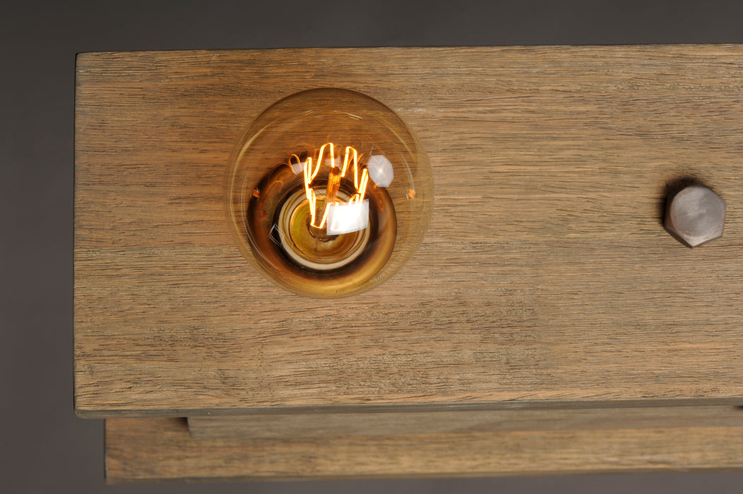 Plank 8-Light Pendant