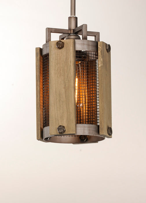 Outland 1-Light Mini Pendant