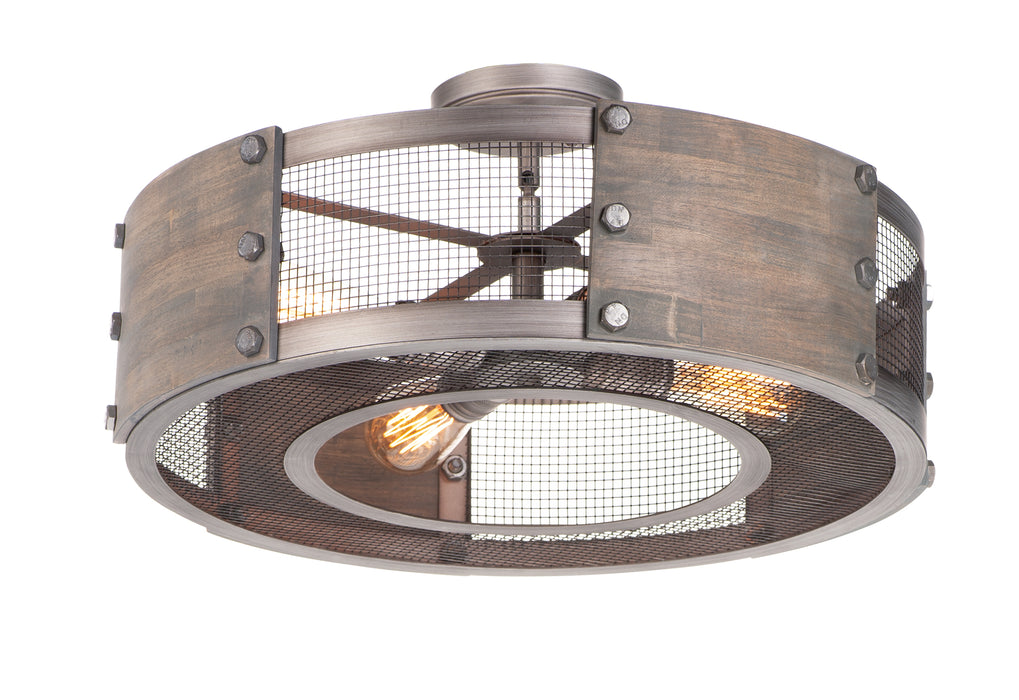 Outland 4-Light Pendant