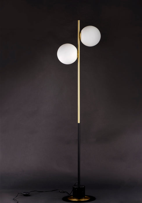 Vesper 2-Light Floor Lamp