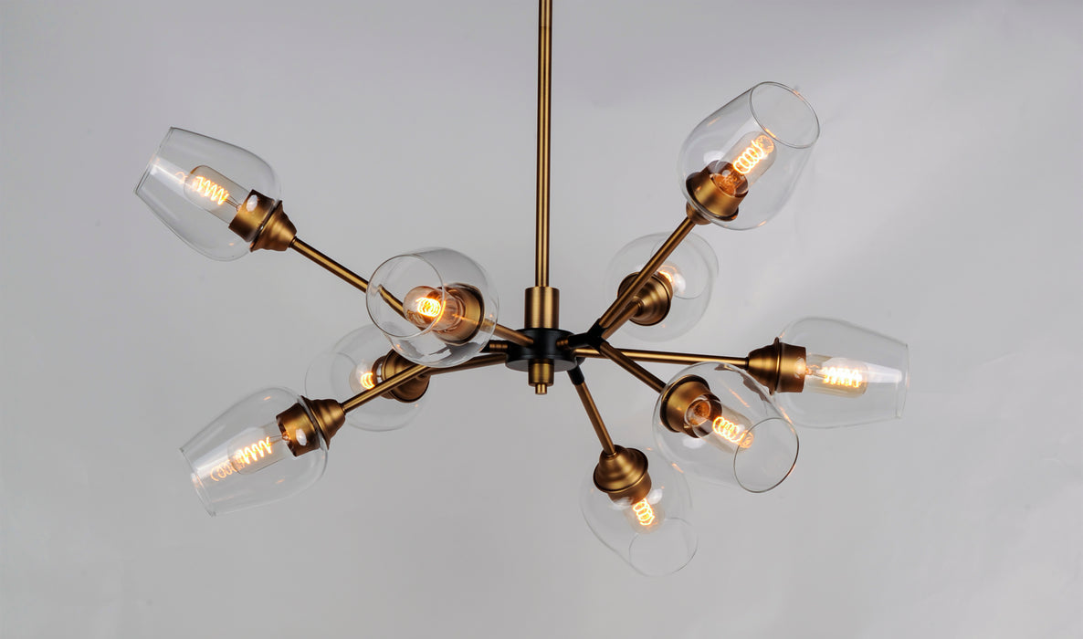 Savvy 9-Light Chandelier