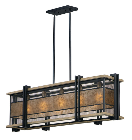 Boundry 5-Light Linear Pendant