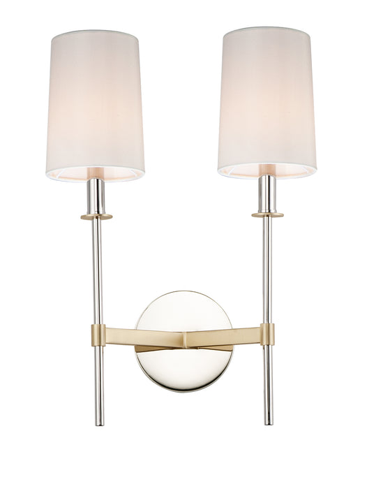 Uptown 2-Light Wall Sconce