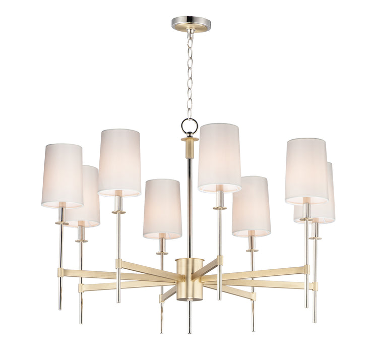 Uptown 8-Light Chandelier