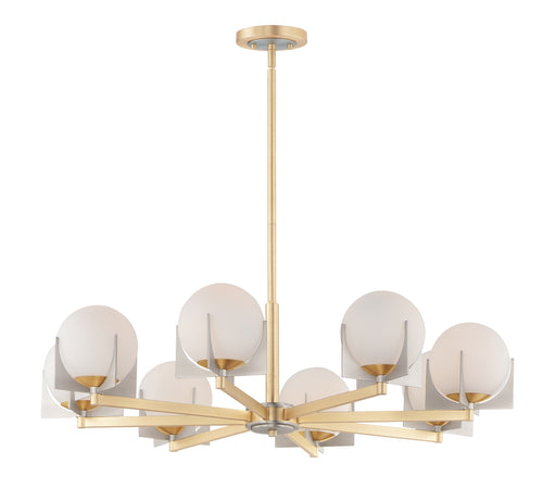 Finn 8-Light Chandelier