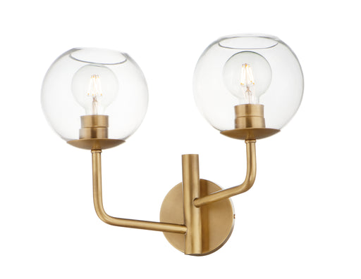 Branch 2-Light Wall Sconce