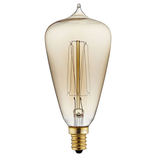 40W Antique Style Edison Bulb Clear