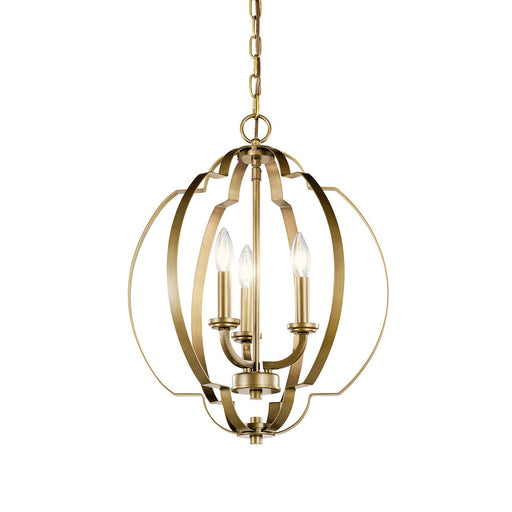 Voleta 3 Light Pendant