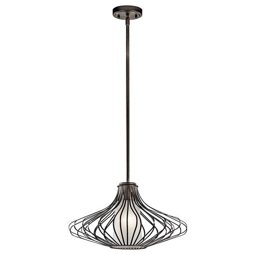 18in. 1 Light Pendant Olde Bronze(R)