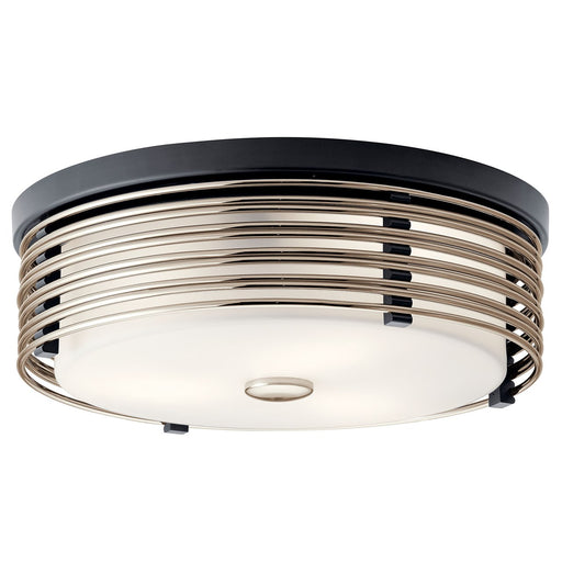 Bensimone 2 Light Flush Mount