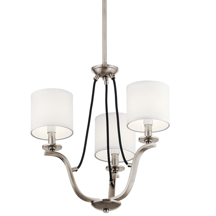 Thisbe 18in. 3 Light Mini Chandelier