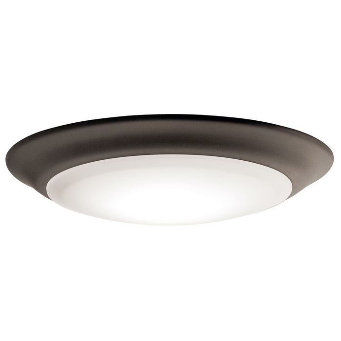 Downlight Gen II 4000K T24 LED Flush Mount Brushed Nickel