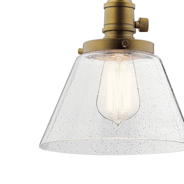 Avery(TM) 1 Light Cone Mini Pendant
